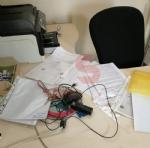 TROFARELLO - Derubata e devastata la sede del Trofarello Calcio: i ladri si mangiano anche il panettone - immagine 3