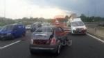 TANGENZIALE TORINO - Incidente stradale: ferite una donna di La Loggia e le due figlie - FOTO - immagine 3