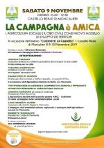MONCALIERI - Coldiretti al Castello per conoscere la buona agricoltura e il mercato a km 0 - immagine 3