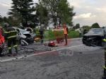 TRE MORTI A LA LOGGIA - Scontro frontale, tragedia assurda sulla provinciale per Carignano - FOTO - immagine 4