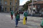 NICHELINO - I volontari raccolgono mascherine e guanti abbandonati per la Giornata dellAmbiente - FOTO - immagine 3