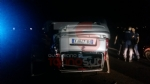 RIVALTA - Tragico incidente in tangenziale: morti due rom, un terzo è gravissimo - LE FOTO - - immagine 4