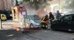 CARMAGNOLA - A fuoco lauto dellassessore Alessandro Cammarata: indagini in corso - immagine 3