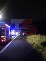TANGENZIALE - Grave incidente nella notte: tre auto distrutte e sei feriti - FOTO - immagine 4