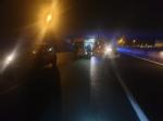 BEINASCO - Incidente in tangenziale nella notte: tre feriti - immagine 4