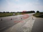 ORBASSANO - Incidente mortale sulla provinciale 143: vittima una donna di Vinovo - FOTO - immagine 4