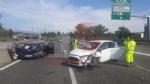 TANGENZIALE - Doppio incidente nellarco di pochi minuti: sette persone finiscono in ospedale - immagine 4