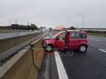 VOLVERA-NICHELINO-BEINASCO - Week-end di incidenti: cinque feriti, tra cui una famiglia - immagine 4
