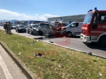 ORBASSANO - Spaventoso incidente stradale: otto feriti in strada Torino. Tra loro due bimbi - FOTO - immagine 4