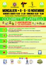 MONCALIERI - Coldiretti al Castello per conoscere la buona agricoltura e il mercato a km 0 - immagine 4