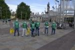 NICHELINO - I volontari raccolgono mascherine e guanti abbandonati per la Giornata dellAmbiente - FOTO - immagine 4