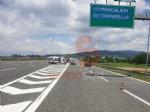 MONCALIERI - Si schianta con la Tesla elettrica sul raccordo: grave al Cto un uomo di Carmagnola - FOTO - immagine 4