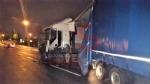 BEINASCO - Camion si schianta sulla tangenziale di Torino: autista ferito - FOTO - immagine 4