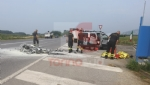 INCIDENTE MORTALE A PIOSSASCO - Motociclista perde la vita nello scontro con un furgone - FOTO - immagine 5