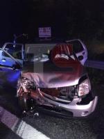 TANGENZIALE - Grave incidente nella notte: tre auto distrutte e sei feriti - FOTO - immagine 5