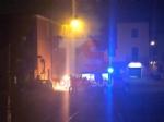 CARIGNANO - Auto prende fuoco allimprovviso durante la marcia - FOTO - immagine 5