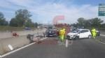 TANGENZIALE - Doppio incidente nellarco di pochi minuti: sette persone finiscono in ospedale - immagine 5