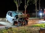 PIOSSASCO - Incidente mortale: auto si ribalta nel canale, vittima un ragazzo - FOTO - immagine 5