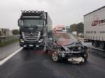 ORBASSANO - Incidente in tangenziale: due auto coinvolte, un ferito - immagine 6