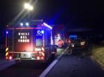 TANGENZIALE - Grave incidente nella notte: tre auto distrutte e sei feriti - FOTO - immagine 6