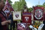 NICHELINO - Il giardino di via Trento intitolato al mitico Valentino Mazzola - FOTO - immagine 6