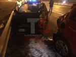 TANGENZIALE DI TORINO - Grave doppio incidente nella notte: auto impazzita travolge tre persone - FOTO - immagine 6