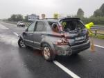 ORBASSANO - Incidente in tangenziale: due auto coinvolte, un ferito - immagine 7