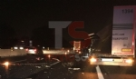 ORBASSANO - Caos in tangenziale: due tir si scontrano. Autotrasportatore finisce in ospedale - immagine 7