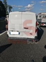 TANGENZIALE IN TILT - Tamponamento tra cinque vetture, code di dieci chilometri - FOTO - immagine 7