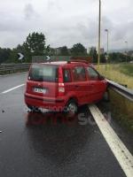 NICHELINO - Raffica di incidenti in tangenziale: unauto si ribalta, una persona ferita - immagine 8