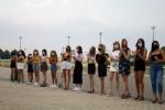 MISS ITALIA - Il primo casting post Covid a Vinovo: in passerella anche tre ragazze di Moncalieri - FOTO - immagine 8