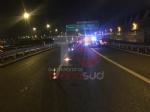 TANGENZIALE DI TORINO - Grave doppio incidente nella notte: auto impazzita travolge tre persone - FOTO - immagine 9