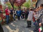 MONCALIERI - I ragazzi nel viaggio nella memoria «Aspettando il 25 aprile» - immagine 9