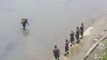 MONCALIERI - Uomo scompare nelle acque del Po: ricerche in corso da parte dei sommozzatori - immagine 1