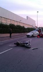 BEINASCO - Gravi incidenti a Borgaretto e borgo Melano: due motociclisti feriti - immagine 1