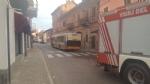 VINOVO - Autobus prende fuoco allimprovviso: autista in ospedale, tre passeggeri illesi - FOTO - immagine 2