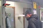 LOMBRIASCO - Arrestati i due banditi che avevano tentato di rapinare lIntesa SanPaolo - FOTO e VIDEO - immagine 1