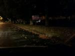 NICHELINO-CANDIOLO-VINOVO - Nubifragio con violenta grandinata: si contano i danni - FOTO - immagine 7