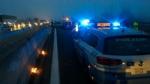 LA LOGGIA - Maxi incidente in tangenziale: tre feriti e sei veicoli coinvolti - LE FOTO - - immagine 1
