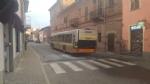 VINOVO - Autobus prende fuoco allimprovviso: autista in ospedale, tre passeggeri illesi - FOTO - immagine 1