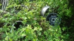 BEINASCO - La polizia municipale trova decine di gomme e cerchioni abbandonati - immagine 1