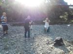 NICHELINO - Il torrente Sangone teatro per un videoclip - immagine 1