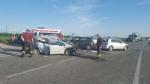 CARMAGNOLA - Ancora un terribile schianto sulla provinciale 393: tre feriti e traffico in tilt - immagine 1
