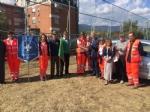 RIVALTA - Il Comune dona alla Croce Bianca lauto vinta dallamministrazione Marinari - immagine 1