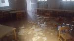 MONCALIERI - Crolla un controsoffitto in aula: tragedia sfiorata alla scuola primaria Barruero - immagine 1