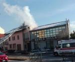 BEINASCO - Incendio devasta unabitazione, due anziani bloccati - immagine 3