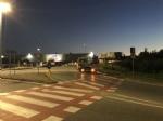 NICHELINO - Paura per uno schianto tra due vetture alla rotatoria dei Docks Market - immagine 1