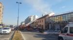 BEINASCO - Incendio devasta unabitazione, due anziani bloccati - immagine 1