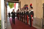 MONCALIERI - Il comandante generale dellArma fa visita ai carabinieri di Moncalieri - immagine 1