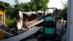 BEINASCO - Blitz allalba nel campo nomadi di Borgaretto: un arresto e tre baracche demolite - immagine 1